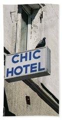 Chic Hotel Bath Towel