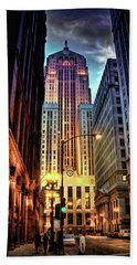 Chicago Board Of Trade Bath Towel