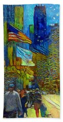 Chicago Colors 2 Bath Towel