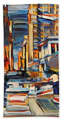 Chicago Colors 7 Bath Towel
