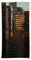Chicago Reflected Hand Towel