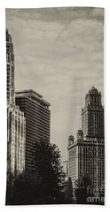Chicago Riverside Hand Towel