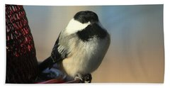 Chickadee Dream Bath Towel
