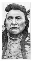 Chief Joseph Bath Towel