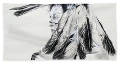 Chief Hand Towel by Mayhem Mediums