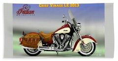 Chief Vintage Le 2013 Hand Towel