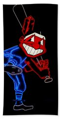Chief Wahoo Bath Towel