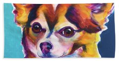 Chihuahua - Honey Hand Towel