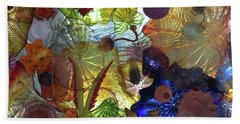 Chihuly Bridge Of Glass Hand Towel