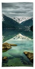 Chilliwack Lake Serenity Hand Towel