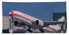 China Cargo Airlines Boeing 777f Bath Towel