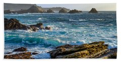 China Cove Hand Towel by Derek Dean