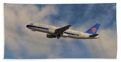 China Southern Airlines Airbus A320-214 Hand Towel
