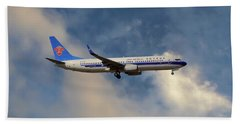 China Southern Airlines Boeing 737-81q Hand Towel