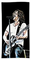 Chris Cornell Collection- 1 Bath Towel