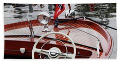 Chris Craft Sportsman Hand Towel