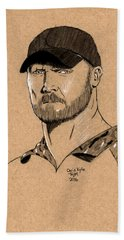 Chris Kyle Bath Towel