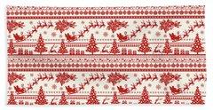 Christmas Folklore-a Hand Towel