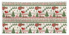 Christmas Folklore-b Hand Towel