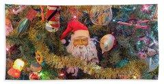 Christmas Tree Delight Hand Towel