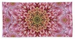 Chrysanthemum Beauty Bath Towel