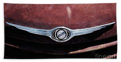 Chrysler Hood Bath Towel
