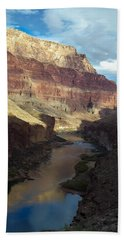 Chuar Butte Colorado River Grand Canyon Hand Towel