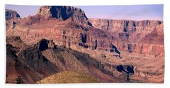 Chuar Butte  Grand Canyon National Park Bath Towel