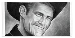 Chuck Connors Hand Towel