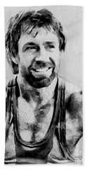 Chuck Norris Collection - 1 Bath Towel