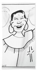 Church Lady 2 Hand Towel