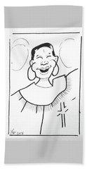Church Lady 2 Bath Towel