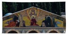 Church Of Gethsemane Hand Towel