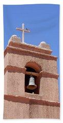 Church Of Socaire Hand Towel