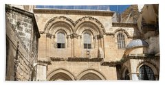 Church Of The Holy Sepulchre Hand Towel