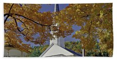 Church, Sharon Vermont Hand Towel