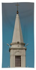 Church Steeple Hand Towel
