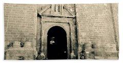 Churchdoor In Mahon Bath Towel
