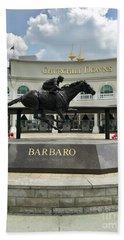 Churchill Downs Barbaro 2 Hand Towel