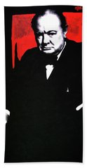 Churchill Hand Towel