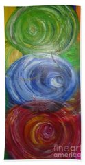 Concentric Joy Bath Towel