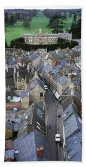 Cirencester, England Bath Towel