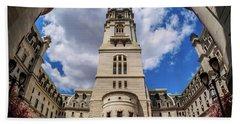 City-hall-philadelphia-photo Hand Towel