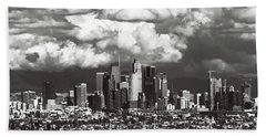 City Of Angels Hand Towel