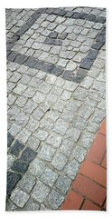 City Pavement Hand Towel