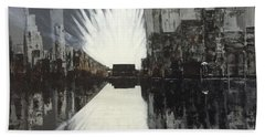 City Reflections Bath Towel