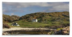 Clachtoll Beach Bath Towel