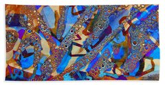Clamor For Klimt Bath Towel