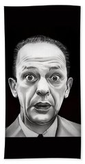 Classic Barney Fife Hand Towel by Fred Larucci