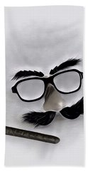 Classic Groucho Bath Towel